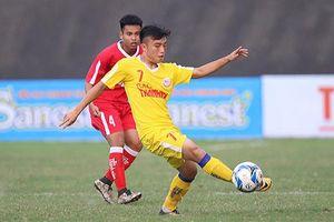Khai màn U19 Quốc gia: SLNA thua đau Viettel