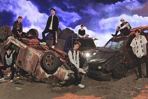 Ơn trời, cuối cùng thì GOT7 đã có MV thứ 4 đạt triệu like rồi!