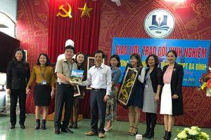 Thanh Hóa: Trường THPT Ba Đình phải giải trình về chuyến giao lưu kết hợp đi chùa