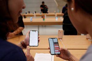Vì sao doanh số iPhone X chậm chạp?