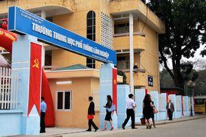 Thêm một trường THPT thuộc trường đại học ở Hà Nội