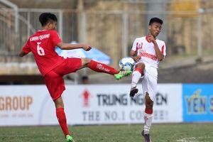 HAGL thắng nhọc nhằn tại giải U19 quốc gia