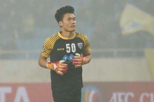 Vắng TM Tiến Dũng, CLB Thanh Hóa thua ngược ở AFC Cup 2018