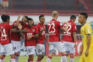 Bùi Tiến Dũng dự bị, FLC lần thứ 2 thua ngược tại AFC Cup