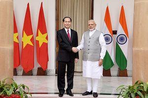 Đưa quan hệ giữa Việt Nam với Ấn Độ và Bangladesh ngày càng phát triển