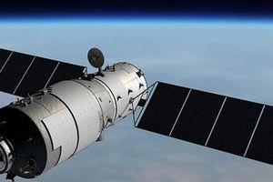 Trạm không gian Thiên Cung 1 sắp rơi không kiểm soát xuống Trái đất