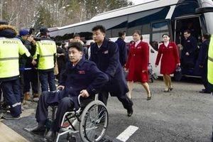 Hai miền Triều Tiên không diễu hành chung tại lễ khai mạc Paralympic
