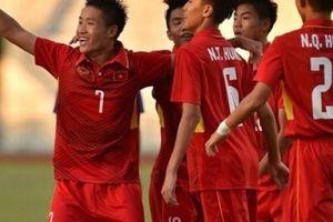 Lịch thi đấu của U16 Việt Nam tại giải bóng đá quốc tế Nhật Bản - Asean 2018