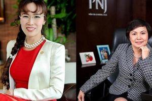 'Nữ tướng' Nguyễn Thị Phương Thảo, Cao Thị Ngọc Dung 'nhận quà' tiền tỷ ngày 8.3