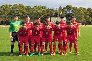 U16 Việt Nam lội ngược dòng tại giải U16 Nhật Bản - ASEAN 2018