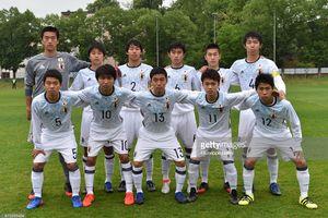 U16 Nhật Bản vùi dập đại diện của Đông Nam Á 22 bàn không gỡ