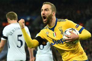 Ba phút 'thần thánh' của Juventus dập tắt giấc mơ Tottenham