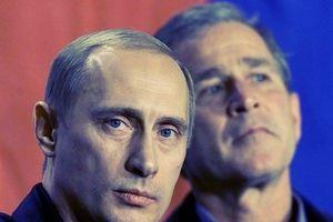 Tổng thống Vladimir Putin - 'Chàng tí hon David' đả bại 'gã khổng lồ' phương Tây