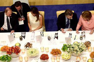 Putin tiết lộ cuộc nói chuyện chớp nhoáng với Melania Trump tại G20