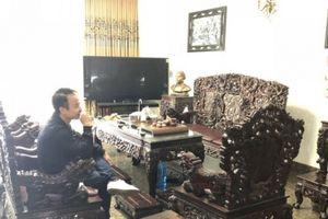 Bộ bàn ghế thập nhất long có gì đặc biệt mà trả 5 tỷ, đại gia Bắc Ninh không bán?