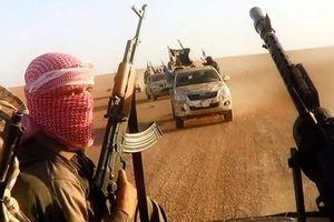 Hàng nghìn chiến binh IS tập trung tấn công quân đội Syria tại Deir Ezzor