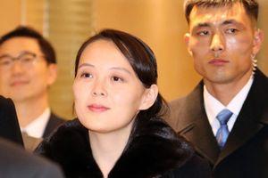 Em gái ông Kim Jong-un có thể sang Mỹ đàm phán hạt nhân
