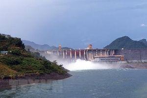 Nhà máy thủy điện Bình Điền đảm bảo điều tiết lũ kịp thời