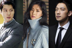 Lee Sun Bin sẽ trở thành nữ chính trong mối tình tay ba với hai mỹ nam Rain và Lee Dong Gun?