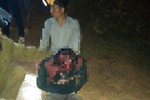 Sát hại con gái 2 tuổi, chém vợ trọng thương rồi tự chém vào đầu tự tử