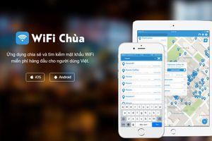 Appota thâu tóm ứng dụng WiFi Chùa