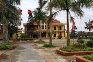 Bắt hai cán bộ sai phạm đất đai ở Nam Định