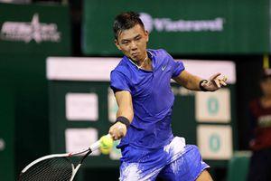 Lý Hoàng Nam dễ dàng vào tứ kết đơn nam quần vợt nhà nghề Ấn Độ