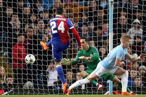 Man City 'thả lộ' Basel vẫn đoạt vé tứ kết