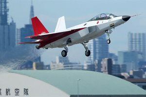 Nhật nhờ Mỹ, Anh cứu máy bay tàng hình F-3