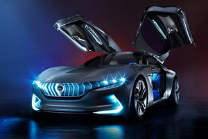 Nhà thiết kế ôtô cho VinFast giới thiệu concept siêu ấn tượng