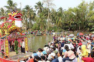 Độc đáo Lễ hội Làm Chay