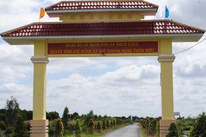 Cà Mau công nhận 9 xã đạt chuẩn nông thôn mới