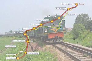 Nghiên cứu xây dựng tuyến đường sắt tốc độ cao TP Hồ Chí Minh - Cần Thơ