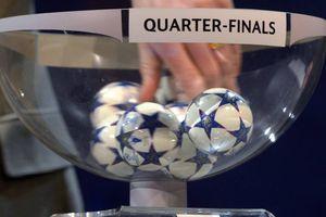 Ngày 16-3: Bốc thăm tứ kết Champions League 2017-2018