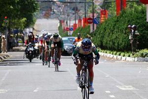 Nguyễn Thị Thi xuất sắc về nhất chặng 2 giải xe đạp nữ quốc tế Bình Dương
