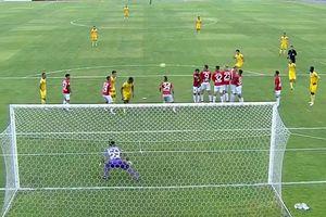 Ngoại binh FLC Thanh Hóa sáng cửa đoạt giải bàn thắng đẹp nhất AFC Cup