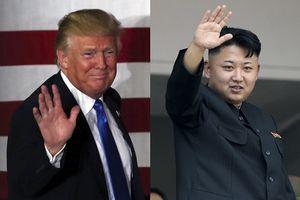 Tổng thống Trump đồng ý gặp ông Kim Jong-un vào tháng 5