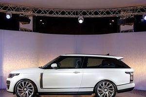 Xế sang Range Rover SV Coupé: Kẻ khai phá cuộc chơi