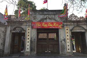 Lễ hội truyền thống Nữ tướng Lê Chân tri ân công đức Thánh mẫu