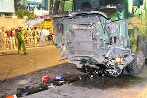 Vụ TNGT làm 6 người thương vong, khởi tố tài xế xe ben