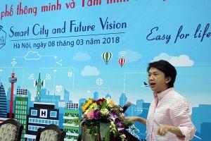 Amata (Thái Lan) muốn đầu tư thành phố thông minh ở Hạ Long