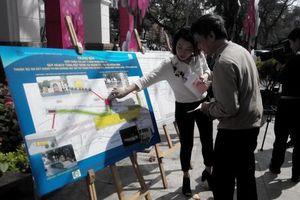 Hà Nội xin ý kiến người dân về ga ngầm cạnh hồ Gươm