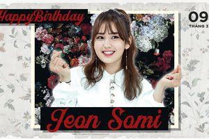 'Bông hồng lai' Jeon Somi: Tuổi 17 rực rỡ với ước mong tìm được 'nơi mình thuộc về'