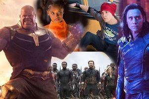 Hé lộ hàng loạt tình tiết mới về Thanos và các siêu anh hùng trong 'Avengers: Infinity War'