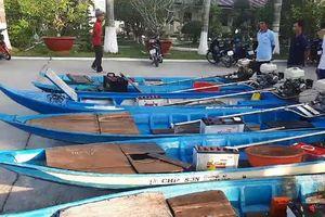 Xử lý nghiêm 6 người dùng xung điện tận diệt tôm cá