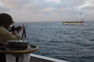 Argentina phát lệnh truy bắt quốc tế 5 tàu cá Trung Quốc
