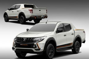 Mitsubishi Triton có thêm phiên bản mới giá hơn 700 triệu đồng