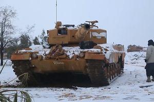 Sự thất vọng của xe tăng Mỹ và phương Tây ở Cận Đông