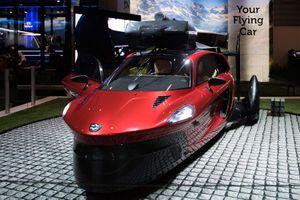 Xe bay PAL-V Liberty giá gần nửa triệu USD