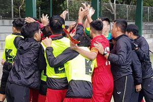 U16 Việt Nam chính thức có vé bán kết sau trận hòa Miyazaki